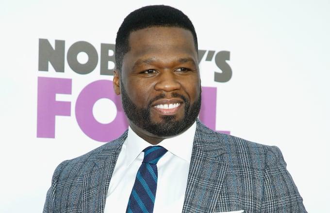 "Curtis ""50 Cent"" Jackson"