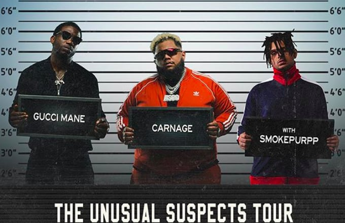 Unusual Suspects Tour