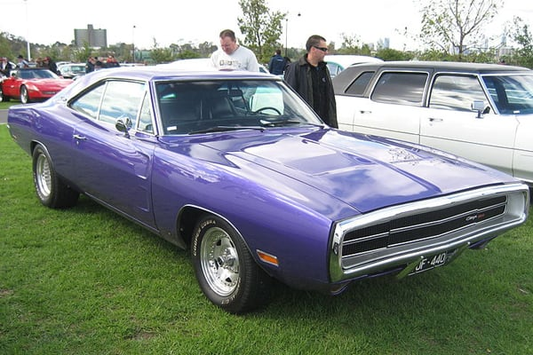 Fast Furious Car History Dodge Charger