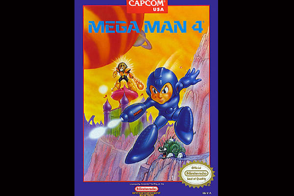 best-old-school-nintendo-games-mega-man-4