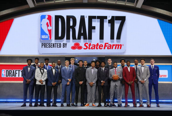 95f0f74e722448 A Rundown of the Most Head-Turning Styles From the NBA Draft