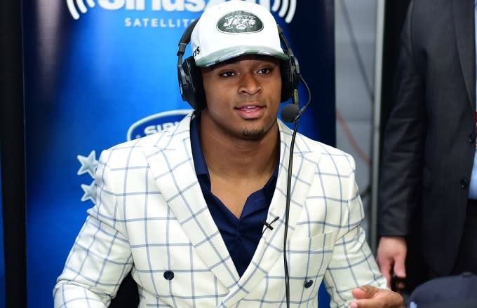 043112bf7 Jets Rookie Jamal Adams Criticized for Calling Football Field ...