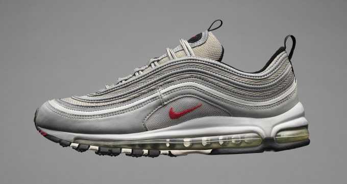 best service e8f6f 0978a Nike Air Max 97 History   Complex