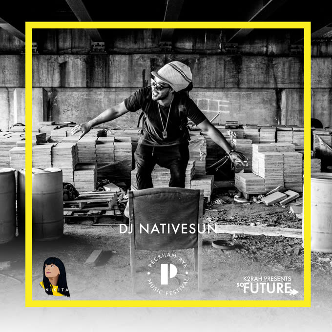 DJ NativeSUN - 'So Future' mix