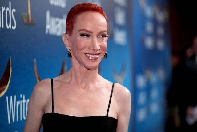 kathy griffin claims donald trump directed federal agents to