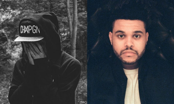 Cashmere Cat and The Weeknd