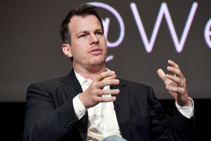 This is a picture of Jonathan Nolan.