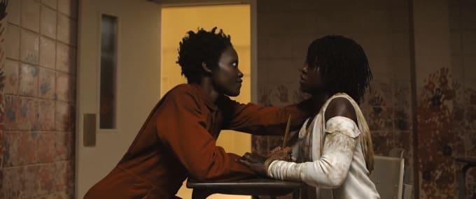Lupita Nyong'o in Jordan Peele's 'Us'