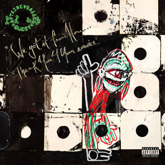 A Tribe Called Quest album cover