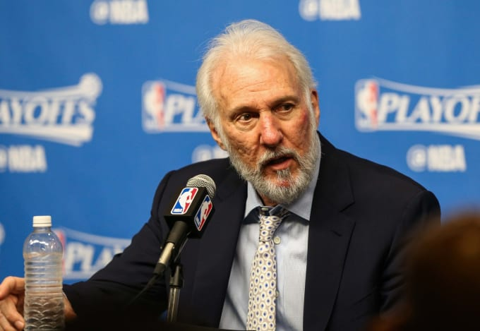 Greg Popovich Calls Trump Dangerous To Our Institutions