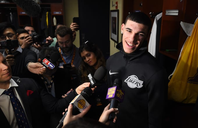 lonzo ball copped his parents a rolls royce for christmas | complex