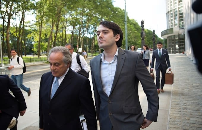 Martin Shkreli trial: Court struggles to find impartial jurors