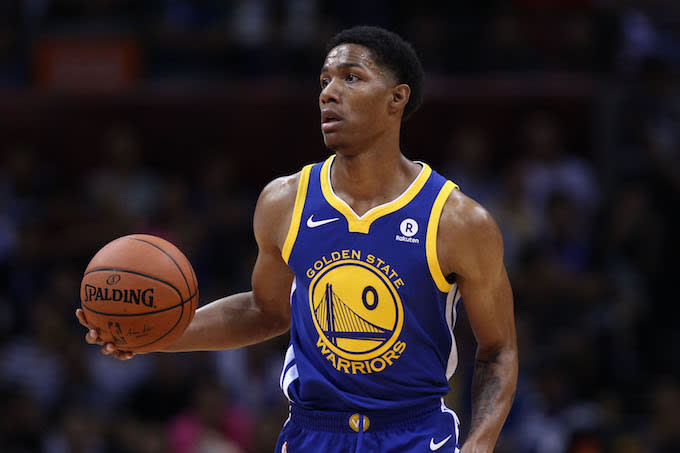 Patrick McCaw playing in China