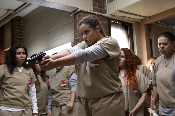 Netflix's 'Orange is the New Black'