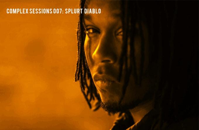 Complex Sessions 007: Splurt Diablo aka Merky Ace
