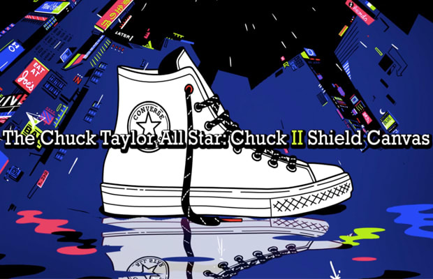9763b265f3ff Converse Made a Chuck Taylor II That Can Survive Your Crazy Life ...