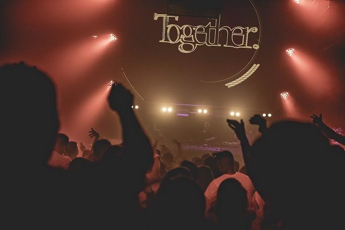 Together @ Amnesia, Ibiza