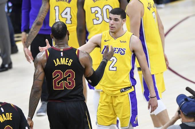 0e4c8d08b70 LaVar Ball on LeBron-to-L.A. Rumors   I Know It s Gonna Happen ...