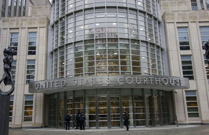 El Chapo Trial US Courts