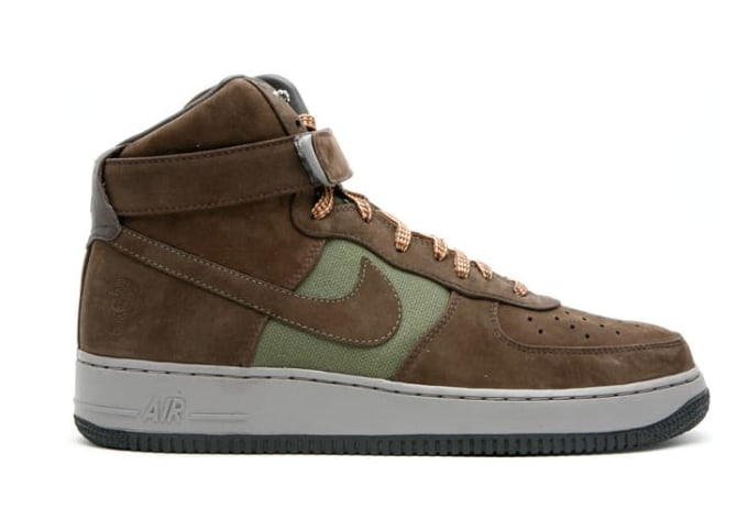 huge selection of 6b466 fc350 Bobbito Garcia x Nike Air Force 1 Hi