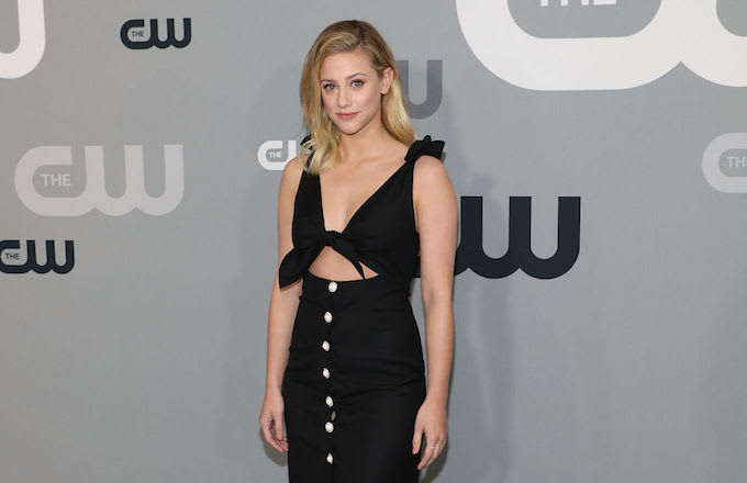 Lili Reinhart pregnancy rumors