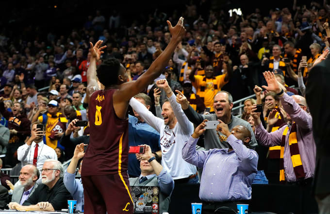 Loyola Defeats Kansas State and Advances to Final Four for First ... 2c20cd706