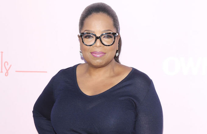 Oprah mother died