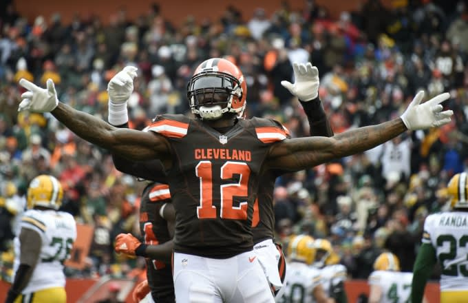 6949d2251 Josh Gordon Roasts Packers Player   Kid Couldn t Hold My Jock Strap ...