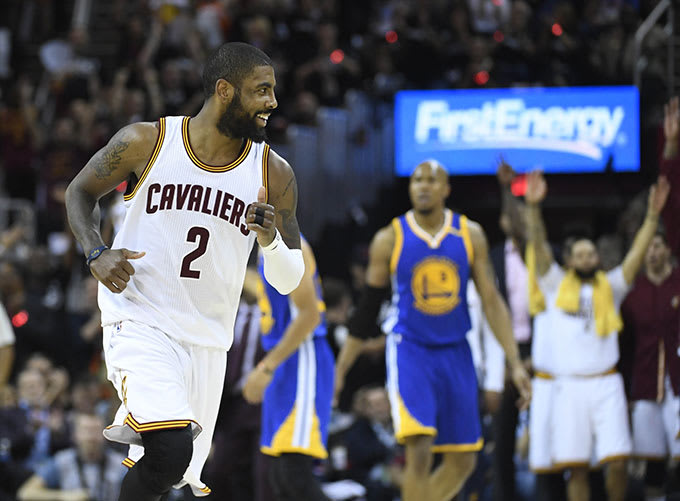 146215590565 Everything You Need to Know About Kyrie Irving s Desire to Leave the  Cleveland Cavaliers