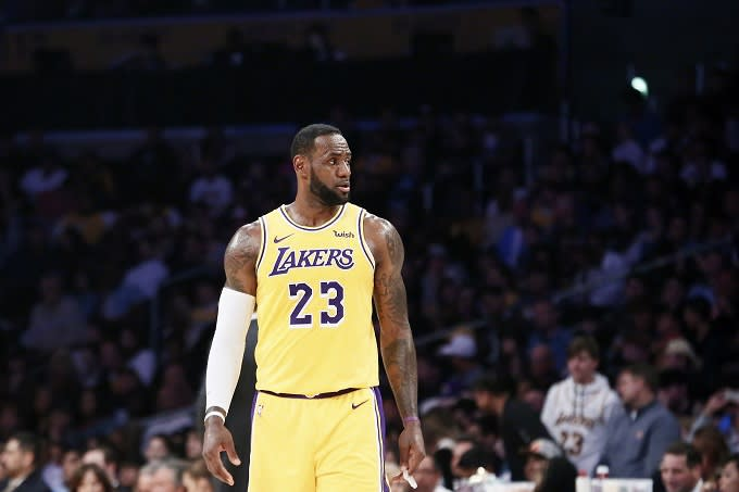 58b40742090 LeBron James Is Done for the Season