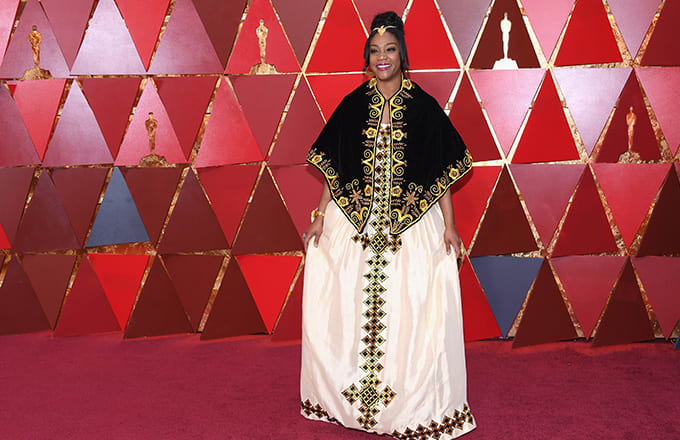 This is a photo of Tiffany Haddish.