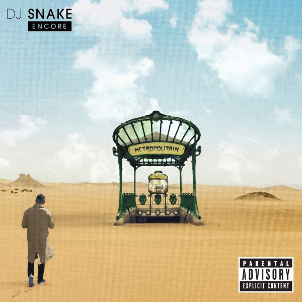 DJ Snake's 'Encore' album cover.