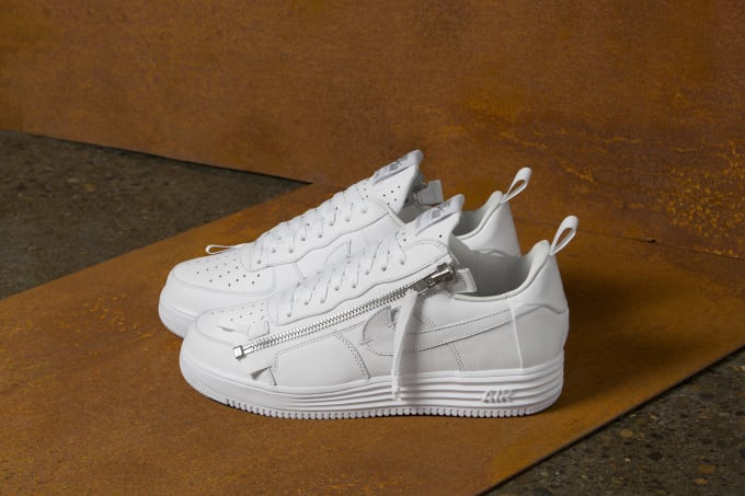 Acronym s Designer Was Afraid People Wouldn t Like His Lunar Force 1 ... 35ecf84132c