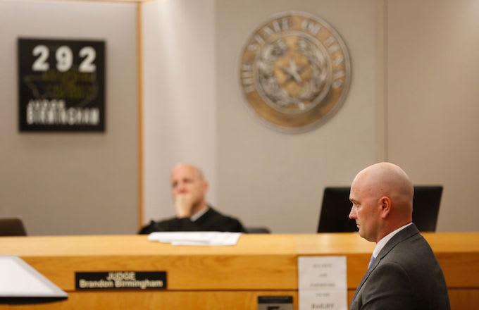 Roy Oliver guilty