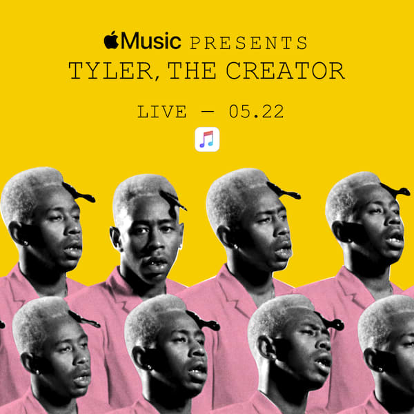 Tyler, the Creator Apple Music stream