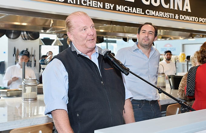 This is a photo of Mario Batali.