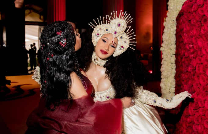 f0a7a52b69 The Complete History of Nicki Minaj and Cardi B s Beef