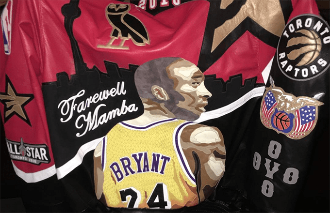 2412f1ed9241 Drake Honors Kobe Bryant s Legacy With a