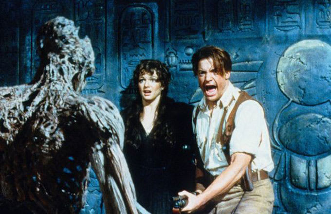 Image result for the mummy  1999