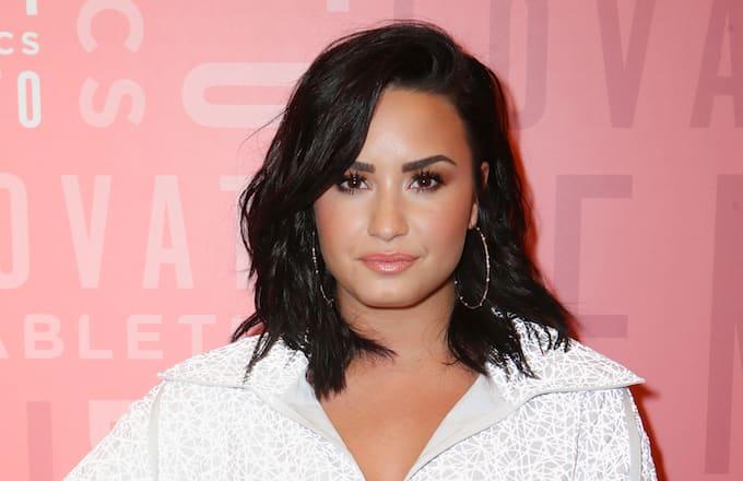 68eae8e3e15bb Demi Lovato Gets Backlash for 21 Savage Arrest Comments