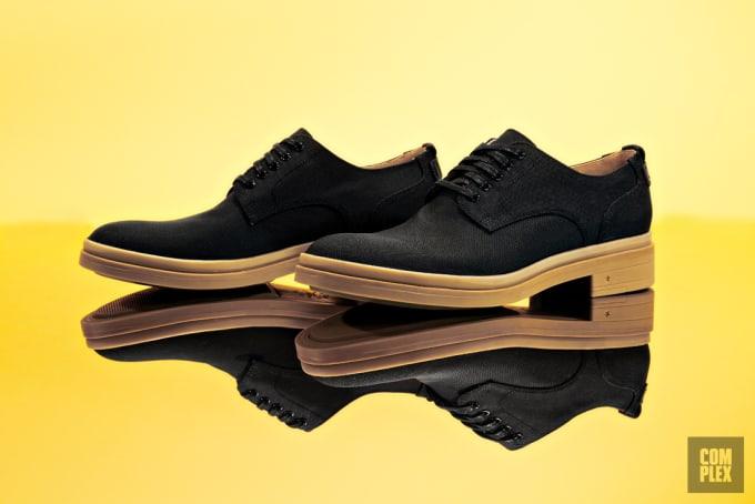 ccfab7eb73e4 Union L.A. s Chris Gibbs Made a Dress Shoe Even a Sneakerhead Can Love