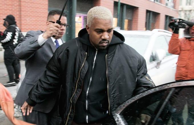 Umbrella Kanye