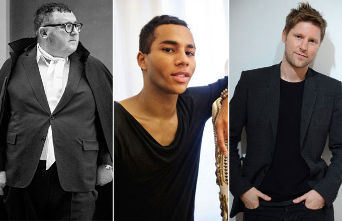 Fashion Creative Directors