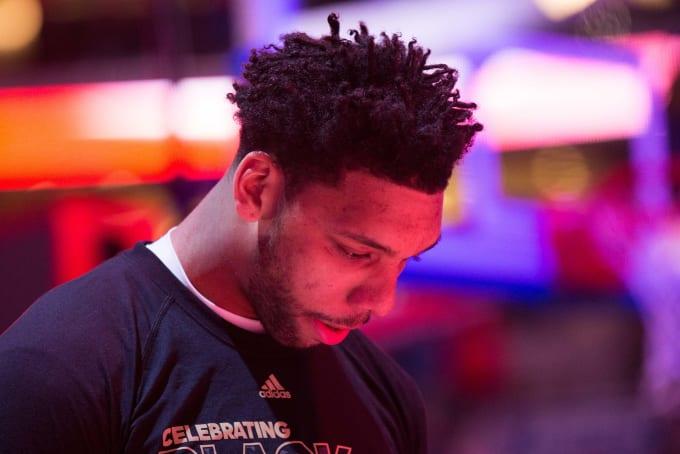 Jahlil Okafor Philadelphia Sixers Miami Heat 2016