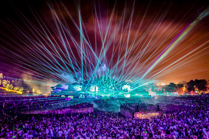 The Best Edm Festivals Complex