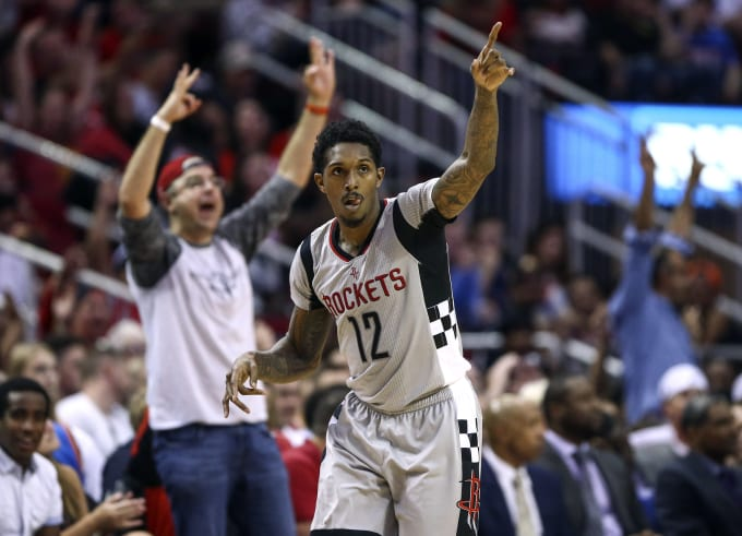Lou Williams Has Seen The Trade Rumors Crowns Nba S Best Rapper