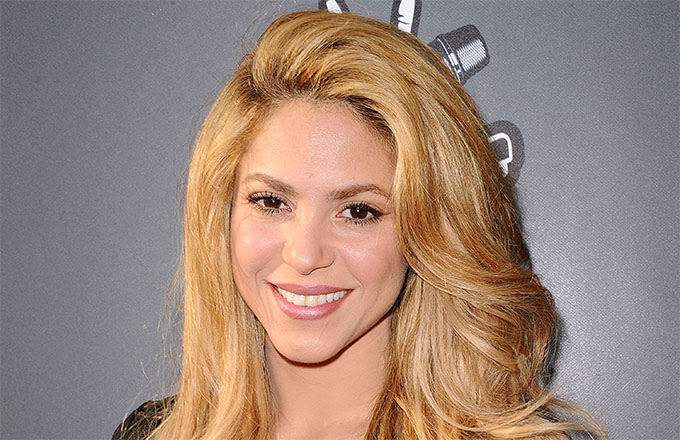 This is a photo of Shakira.
