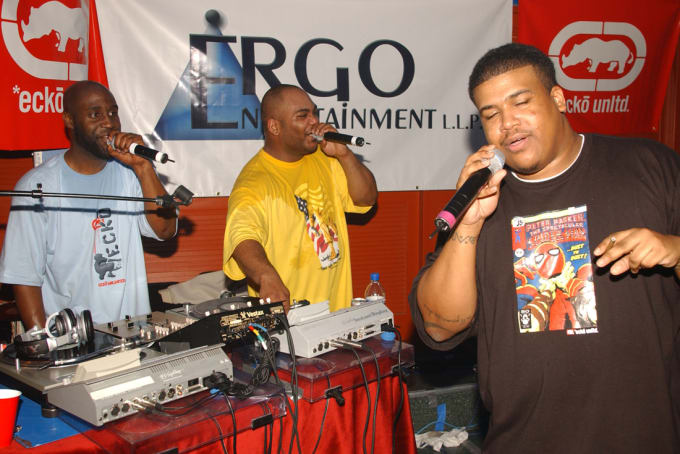 De La Soul 2002