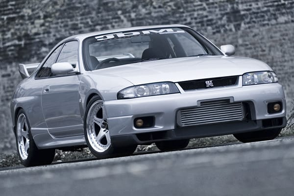 2002 Nissan Skyline Gt R R34 The Complete History Of Every