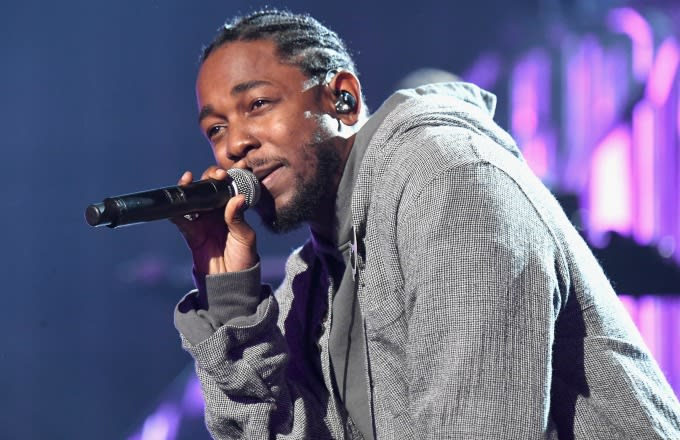 Is Kendrick Lamar teasing the release of his fourth album?
